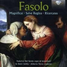 Giovanni Battista Fasolo (1598 - ca. 1664): Geistliche Werke & Orgel- und Cembalowerke, 2 CDs