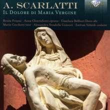 Alessandro Scarlatti (1660-1725): Il Dolore di Maria Vergine (Oratorium), 2 CDs