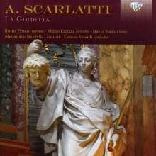 Alessandro Scarlatti (1660-1725): La Giuditta (Oratorium), CD