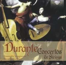 Francesco Durante (1684-1755): Concerti für Streicher Nr.1-8, 2 CDs