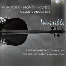 Adriano Maria Fazio - Invisible, CD