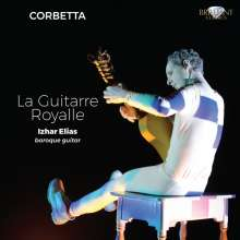 Francesco Corbetta (1615-1681): La Guitarre Royalle, CD