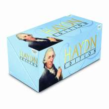 Joseph Haydn (1732-1809): Haydn Edition (Neue Brilliant-Edition mit 160 CDs), 160 CDs