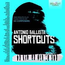 Antonio Ballista - Shortcuts, 2 CDs