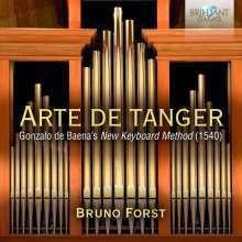 Bruno Forst - Arte De Tanger, CD