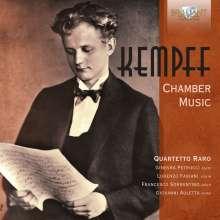 Wilhelm Kempff (1895-1991): Kammermusik, CD