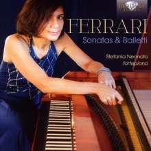 Giacomo Gotifredo Ferrari (1763-1842): Sonaten & Balletti, CD
