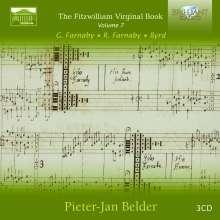 Fitzwilliam Virginal Book Vol.7, 3 CDs