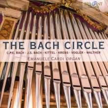 Emanuele Cardi - The Bach Circle, CD