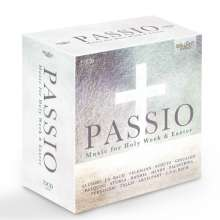 Passio - Musik for Holy Week & Easter, 25 CDs
