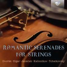 Romantic Serenades for Strings, 5 CDs