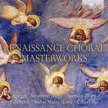 Renaissance Choral Masterworks, CD