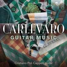 Abel Carlevaro (1916-2001): Gitarrenwerke, 2 CDs