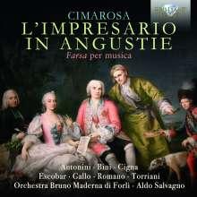 Domenico Cimarosa (1749-1801): L'Impresario in Angustie, CD