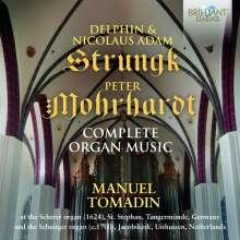 Manuel Tomadin - Strungk / Mohrhardt, 2 CDs