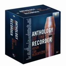 Anthology of the Recorder, 26 CDs