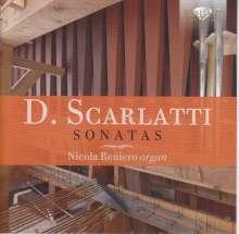 Domenico Scarlatti (1685-1757): Orgelsonaten, CD