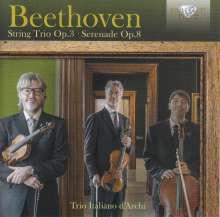 Ludwig van Beethoven (1770-1827): Serenade op.8, CD
