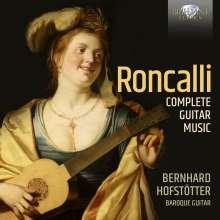 Ludovico Roncalli (1654-1713): Sämtliche Gitarrenwerke, 2 CDs
