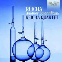Anton Reicha (1770-1836): Quatuor Scientifique, CD