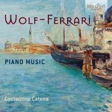 Ermanno Wolf-Ferrari (1876-1948): Klavierwerke, CD