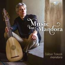 Gabor Tokodi - Music for Mandora, CD