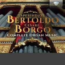 Cesare Borgo (1565-1623): Canzoni per sonare fate alla francese a quattro voci (Ausz.), CD