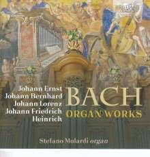 Bach Organ Music, 2 CDs