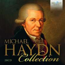 Michael Haydn (1737-1806): Michael Haydn Collection, 28 CDs