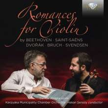 Davide Alogna - Romances for Violin, CD