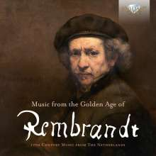 Music from the Golden Age of Rembrandt, 2 CDs