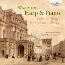 Musik für Harfe & Klavier, CD