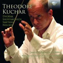 Theodore Kuchar dirigiert, 13 CDs