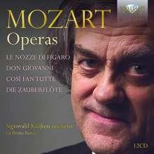 "Wolfgang Amadeus Mozart (1756-1791): Die ""Da Ponte-Opern"", 12 CDs"