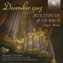 December 1705 - Buxtehude & Bach, CD