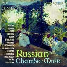 Russian Chamber Music, 25 CDs