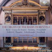 The Organ of the Badia Fiorentina, CD