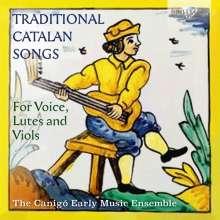 Traditional Catalan Songs für Gesang, Laute & Violen, CD