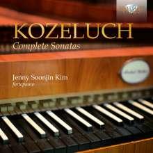 Leopold Kozeluch (1747-1818): Sämtliche Sonaten für Tasteninstrumente, 12 CDs