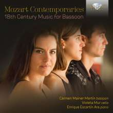 Mozart Contemporaries - 18th Century Music for Bassoon, CD