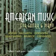 American Music for Guitar & Piano, CD