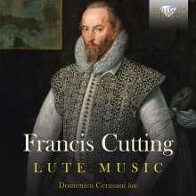Francis Cutting (1550-1596): Lautenwerke, CD