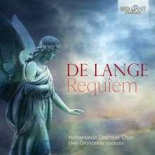 Daniel de Lange (1841-1918): Requiem, CD