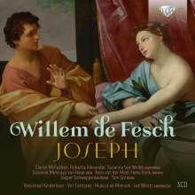Willem de Fesch (1687-1761): Joseph, 3 CDs