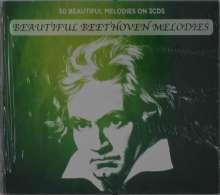 Ludwig van Beethoven (1770-1827): Beautiful Beethoven Melodies, 3 CDs