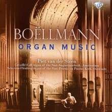 Leon Boellmann (1862-1897): Orgelwerke, CD