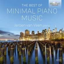 Jeroen Van Veen - The Best of Minimal Piano Music, 6 CDs