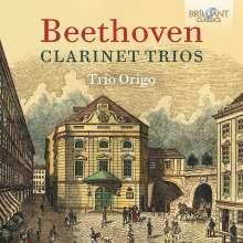 Ludwig van Beethoven (1770-1827): Klarinettentrios op.11 & op.38, CD
