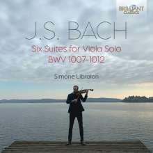Johann Sebastian Bach (1685-1750): Cellosuiten BWV 1007-1012 arrangiert für Viola, 2 CDs