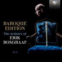 Erik Bosgraaf  - Baroque Edition, 5 CDs
